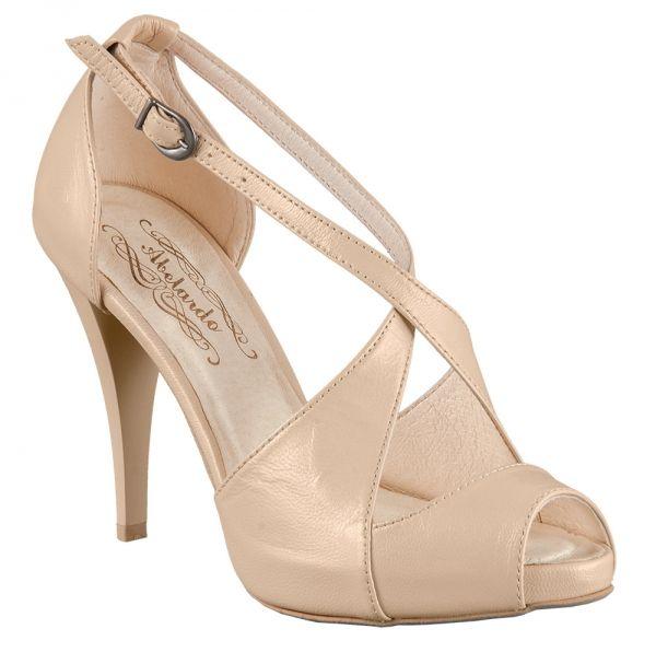 Abelardo Buty Slubne C210 Nsk Obuwie Slubne Buty Do Slubu Cieliste Wedding Shoes Heels Shoes