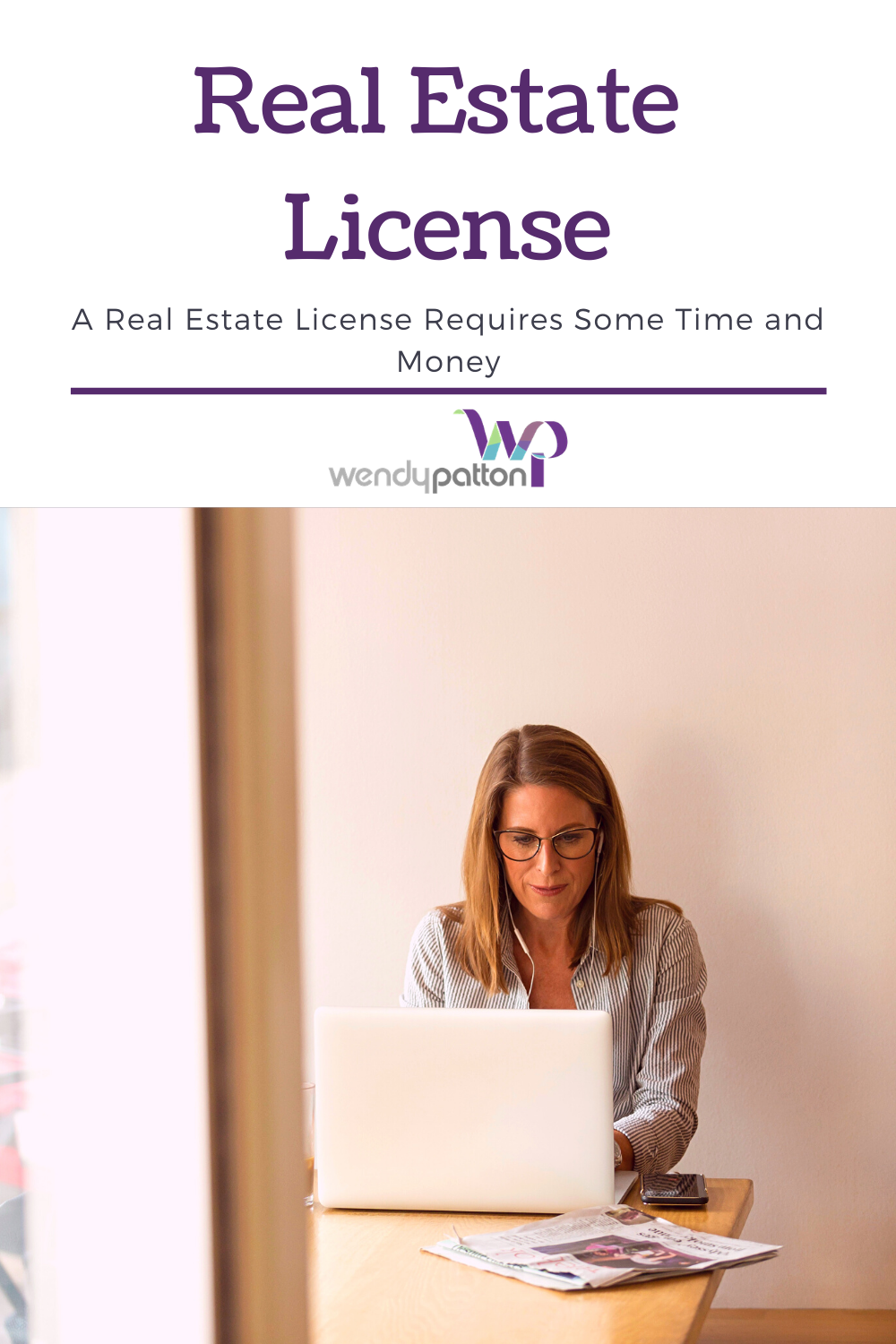 A Real Estate License Requires Some Time And Money Real Estate License Real Estate Lease Real Estate