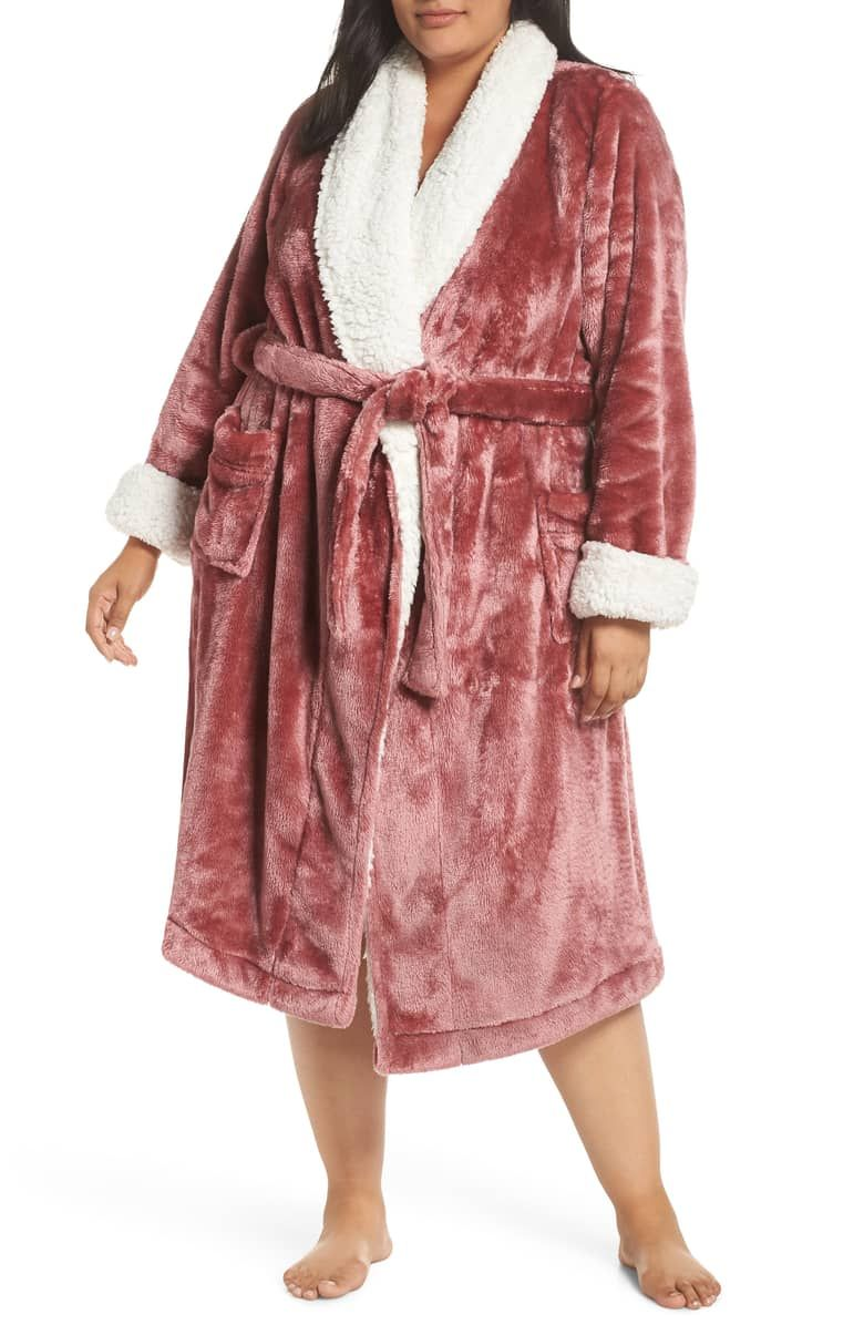 899cca1dd Frosted Plush Robe