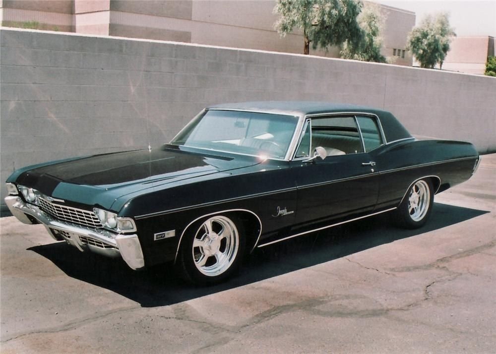Chevrolet Impala Old School What Old School Car Would You Pick