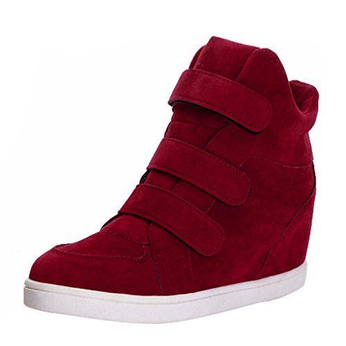 Hee Grand Women's Sky Wedge Hidden Heel Sneaker US 6 Red Hee Grand http://www.amazon.com/dp/B00MO7F46W/ref=cm_sw_r_pi_dp_Y6HDub0ME17ZX