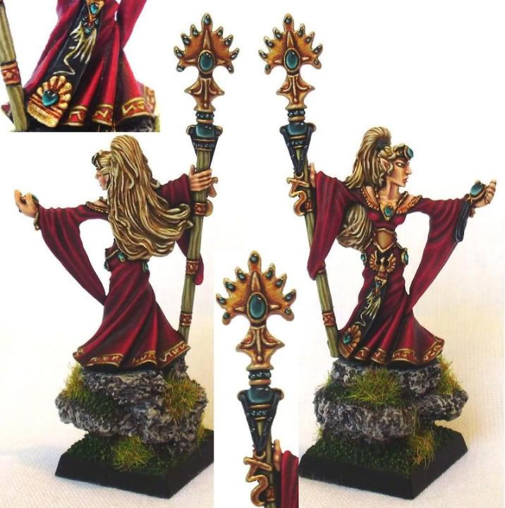 how to paint high elves pdf