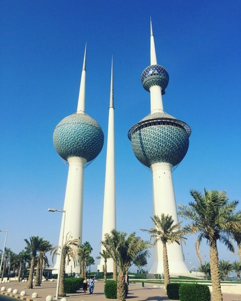 Interview with Taylor: Expat Life in Kuwait - Wellington World Travels