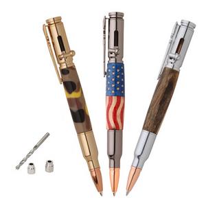 PSI Bolt Action Magnum Pen Kit Chrome