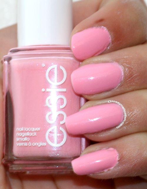 Essie pink about it   esmaltes   Pinterest   Rosa y Essie