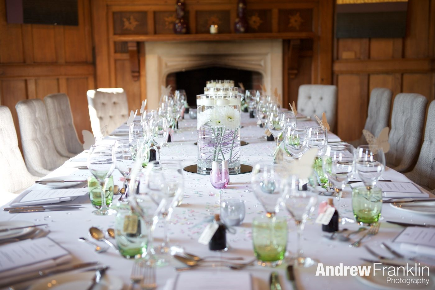 Wedding Breakfast, Wedding Photography, little details, Top Table, Decoration, Andrew_ Franklin