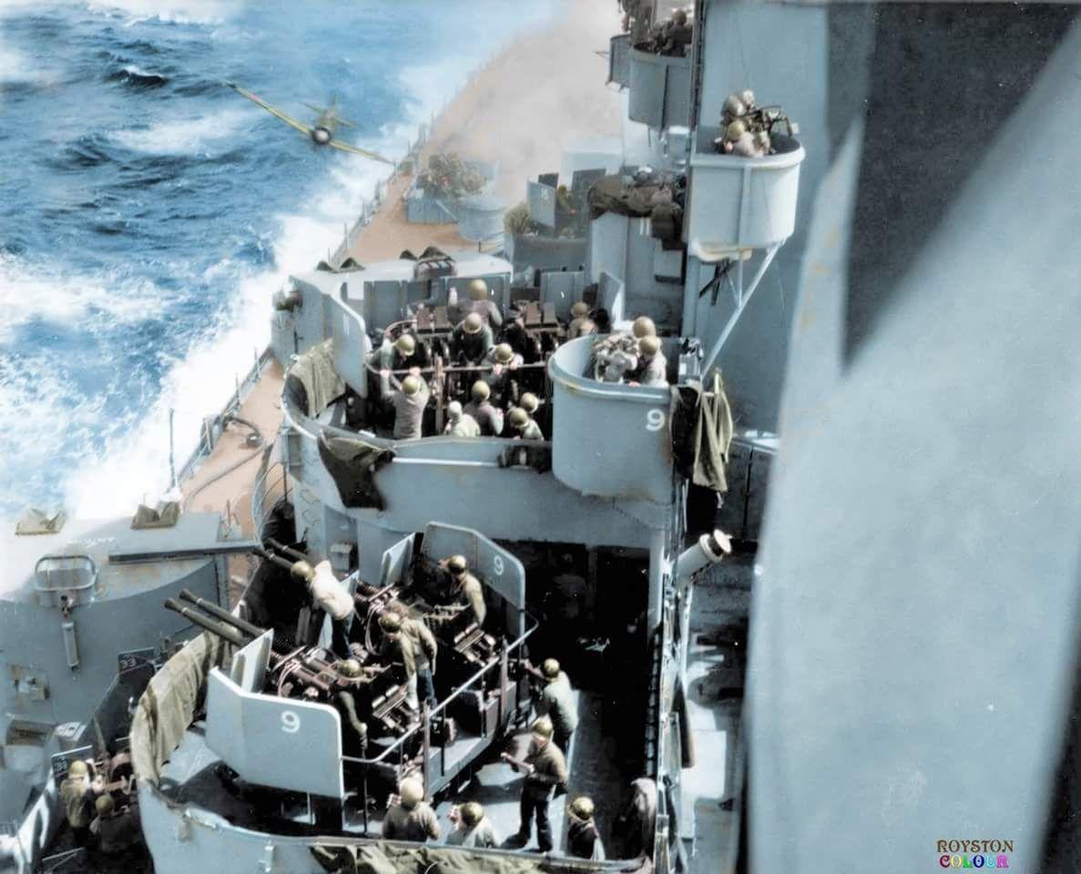 On April 11 1945 Ten Days Into The Battle For Okinawa Sixteen Tokkō Tai In 2020 Uss Missouri Kamikaze Pilots Us Navy Ships