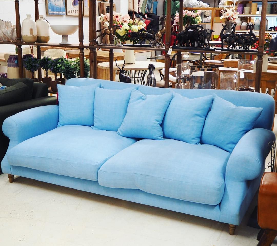 One Of Our Super Comfy Designer Sofas