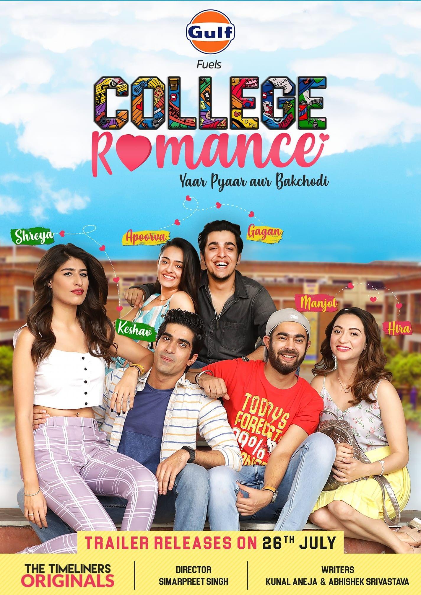 Pin by shrishti on apoorva arora college romance