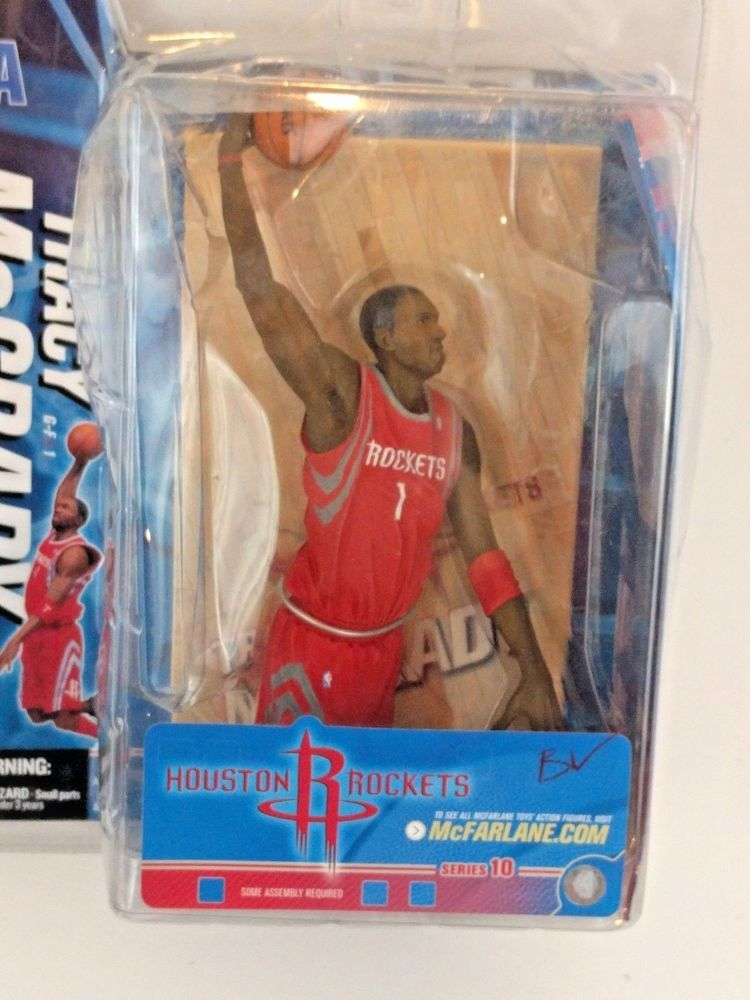 eb7dd6e8d 2005 McFarlane NBA Tracy McGrady Figure 6