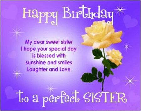 Birthday Wishes For Sister Quotes Image result for happy birthday wish sisters quotes | cakes and  Birthday Wishes For Sister Quotes