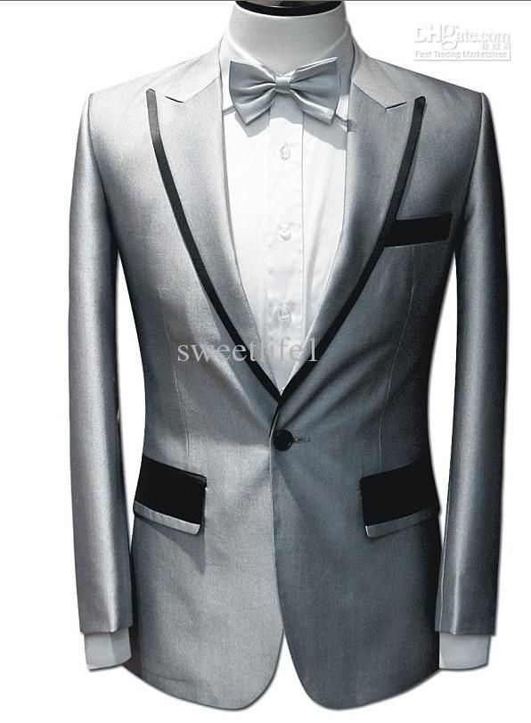 Wholesale Groom Tuxedos - Buy Custom-Made NEW Arrival Fashion ...