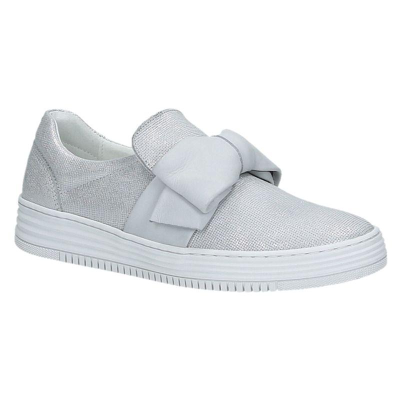 Bullboxer dames 420008E5L zilveren Slip on sneakers online