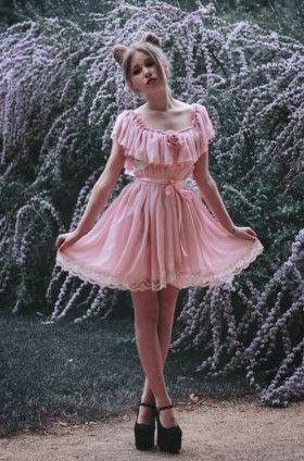 babydoll dress vintage