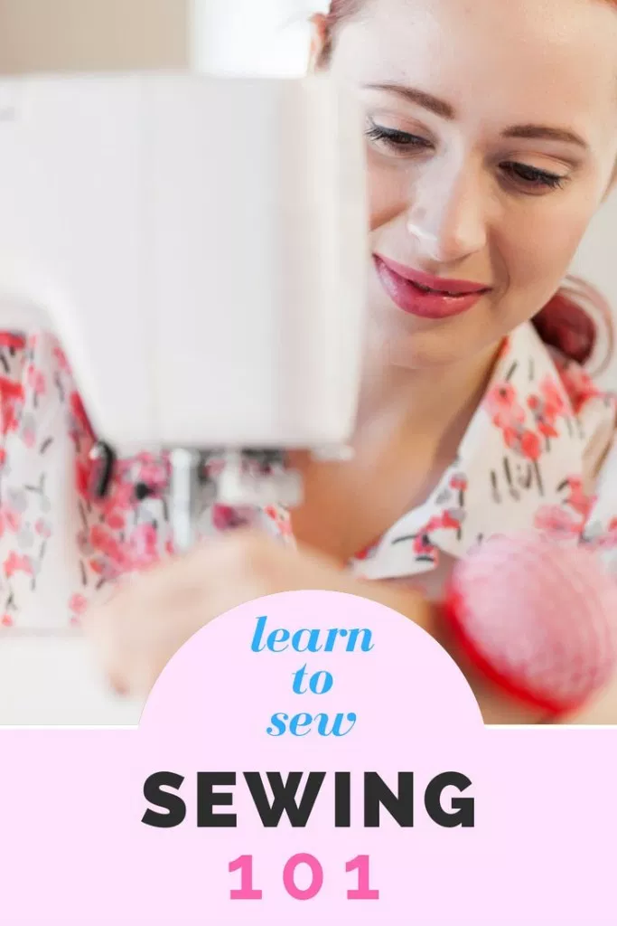 Sewing 101 - Beginners Guide to Sewing | TREASURIE