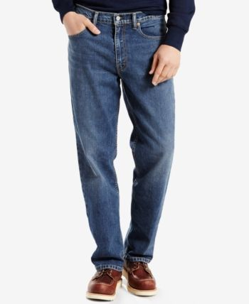 0f5889e8cb486 Levi s 550 Relaxed Fit Jeans - Blue 42x30 in 2019