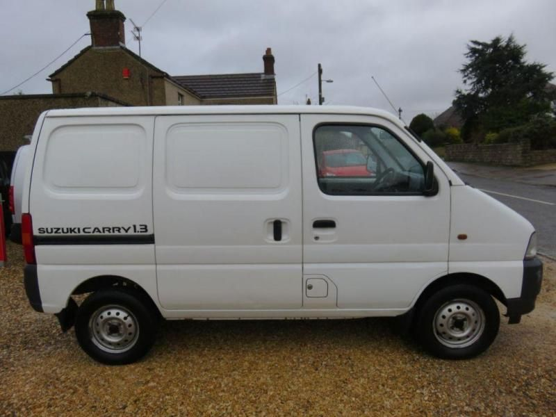 3f837630bc9b5b This is a rare opportunity to purchase the very popular Suzuki Carry  delivery van