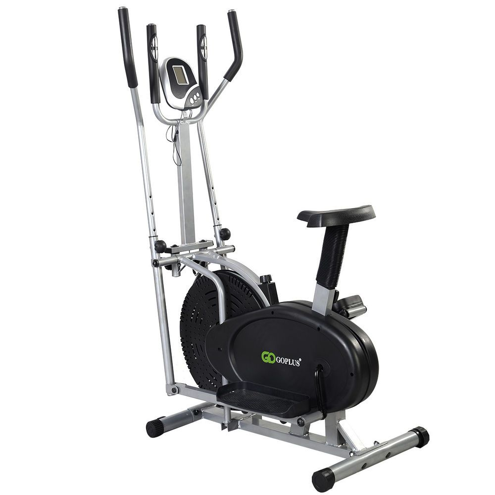 Body Champ Just Launched 3in1 Triotrainer Elliptical Upright
