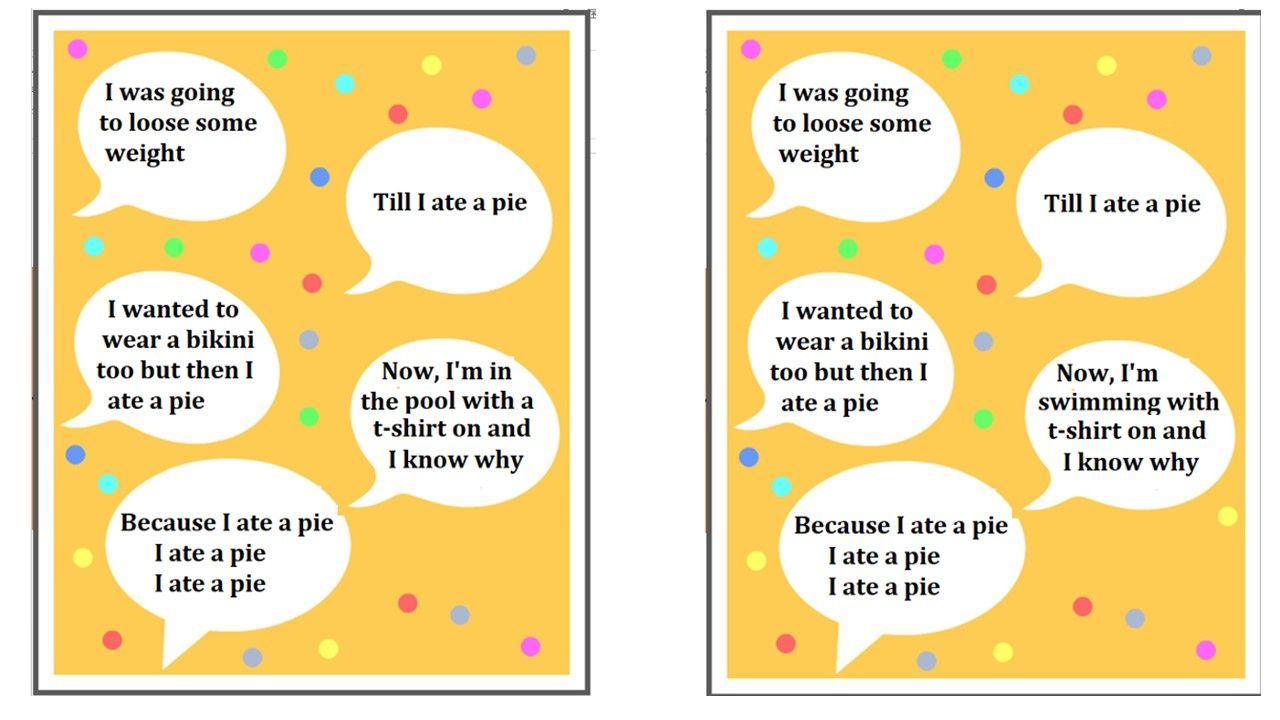 Comedy Workshop Write A Joke To Loose Jokes Chart