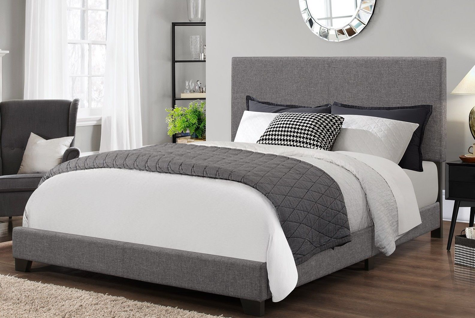 Farrell Queen Panel Bed In 2019 Home Sweet Home Panel Bed