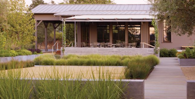 Medlock Ames Tasting Room And Alexander Valley Bar With Images