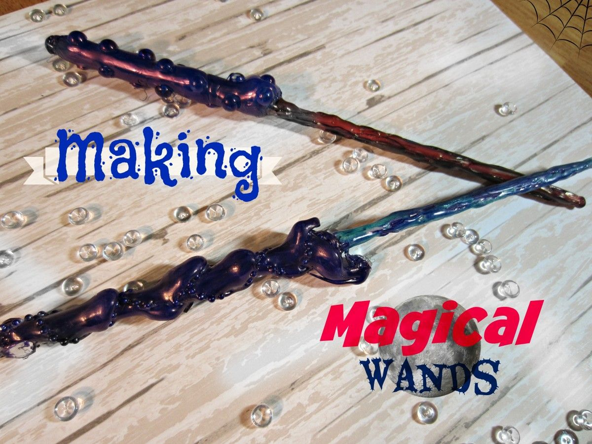 Realistic homemade wizard wands do it yourself wand wizard wand realistic homemade wizard wands do it yourself solutioingenieria Choice Image