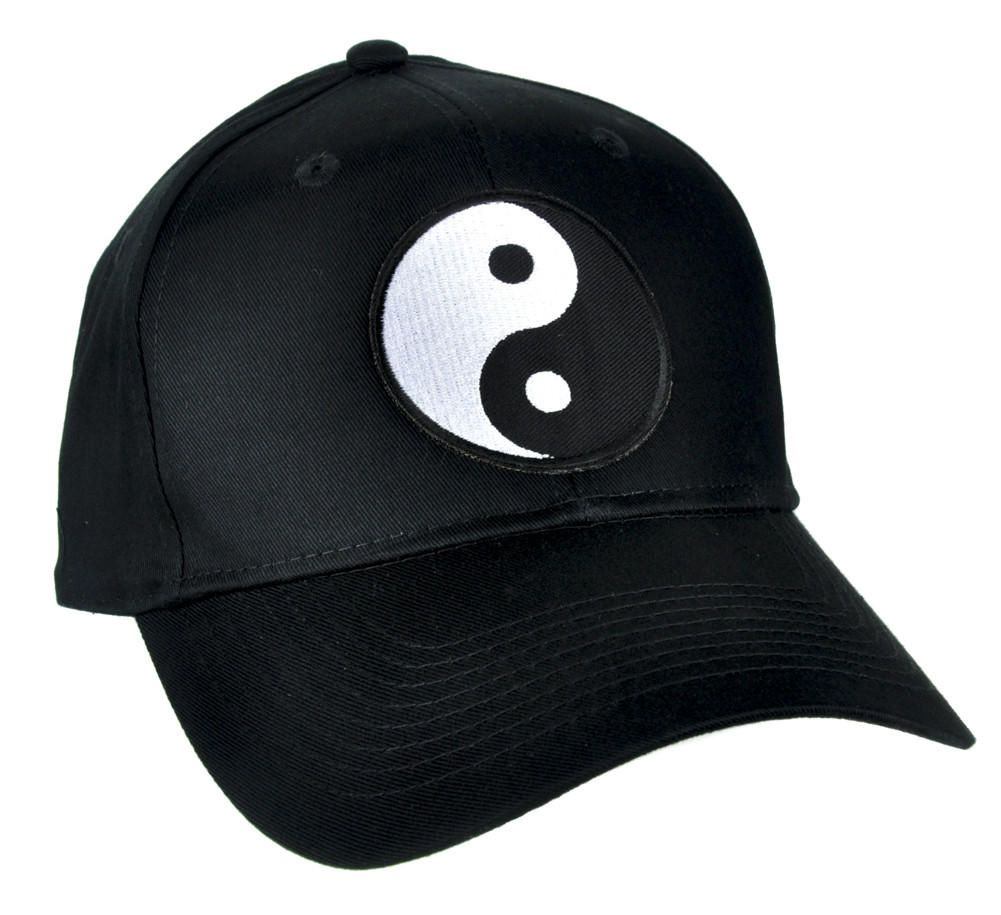 Yin Yang Symbol Hat Baseball Cap Alternative Clothing Chinese Energy From Yds Accessories Saved To Snapback Attack Baseball Ca Baseball Hats Hats Baseball Cap