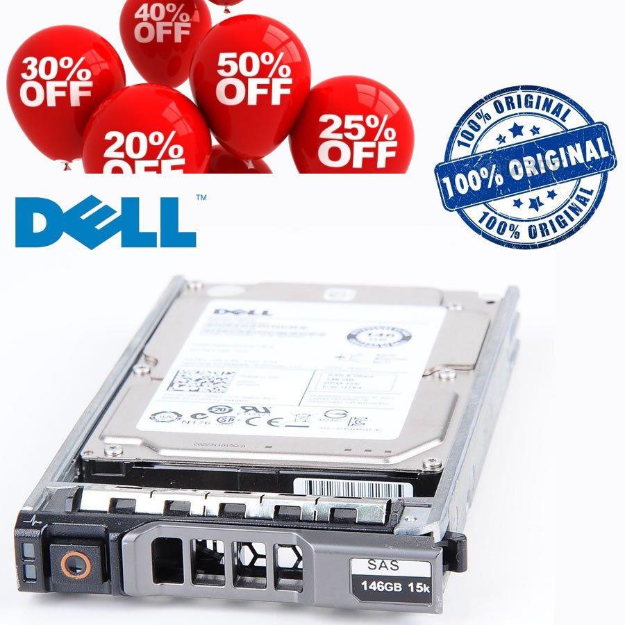 "X162K 0X162K ST9146852SS-DELL 146GB 15K 6G SFF 2.5/"" SAS HDD HARD DRIVE"