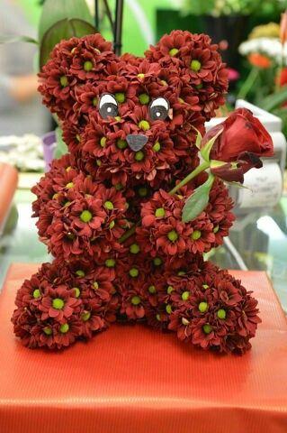 Animal Shaped Fl Arrangements Pinterest Flower Animals