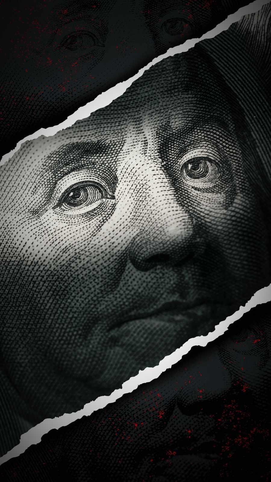 Benjamin Franklin Money - IPhone Wallpapers