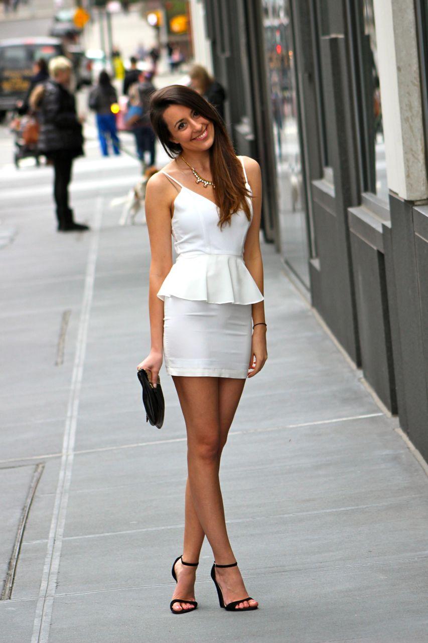 stalk my style peplum perfection s fashion classy rh pinterest com