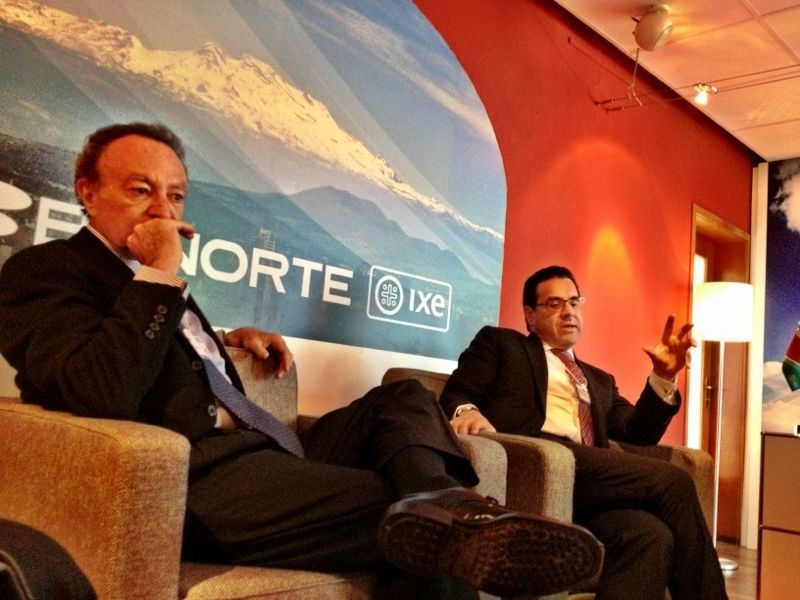 Grupo Financiero Banorte Attends World Economic Forum Annual Meeting 2013