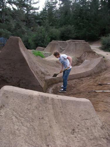 What Is Trails Bmx Dirt Bike Pump Track Mtb Trails