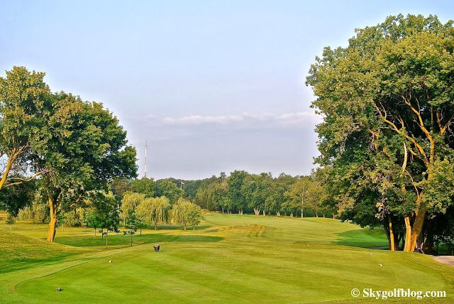 Pine Meadow Golf Club Mundelein Illinois Usa Golf Golf