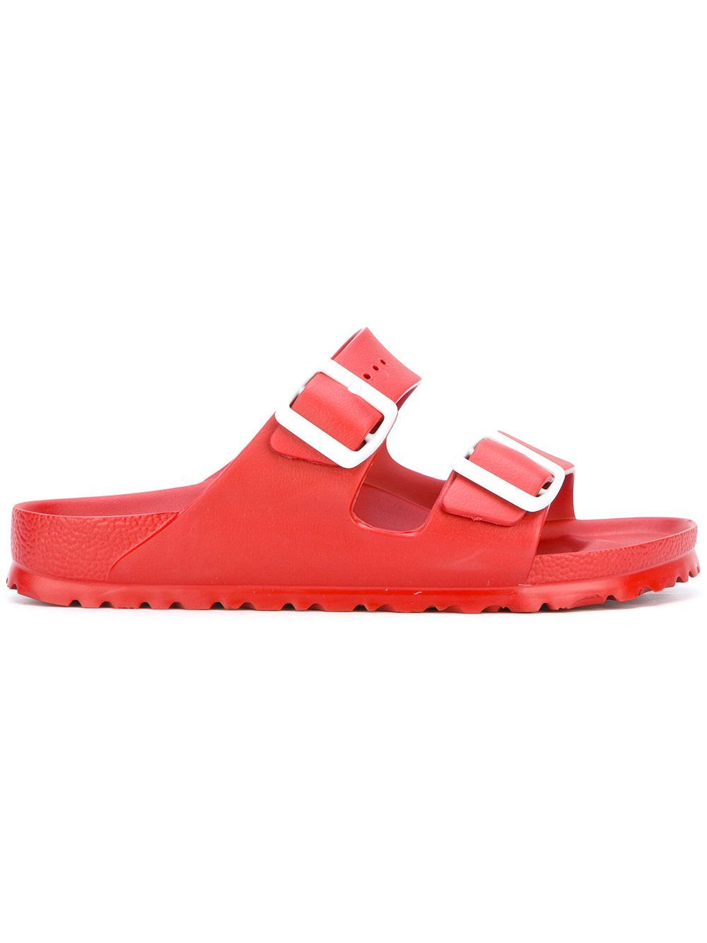 f7d73c6a8eef 21 Comfortable (and Chic) Flat Sandals You ll Live in This Summer  Sliding  into summer like... Birkenstock farfetch.com  41.44