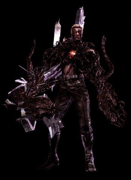 Resident Evil 5 Wesker Uroboros Resident Evil Resident Evil 5