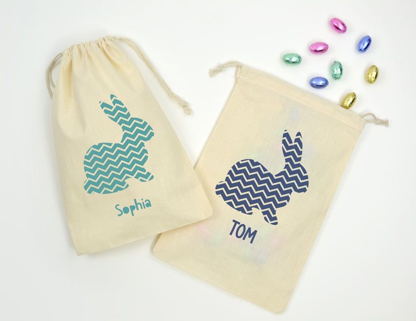 Introducing our new personalised easter egg hunt bags goodie introducing our new personalised easter egg hunt bags goodie bags negle Gallery