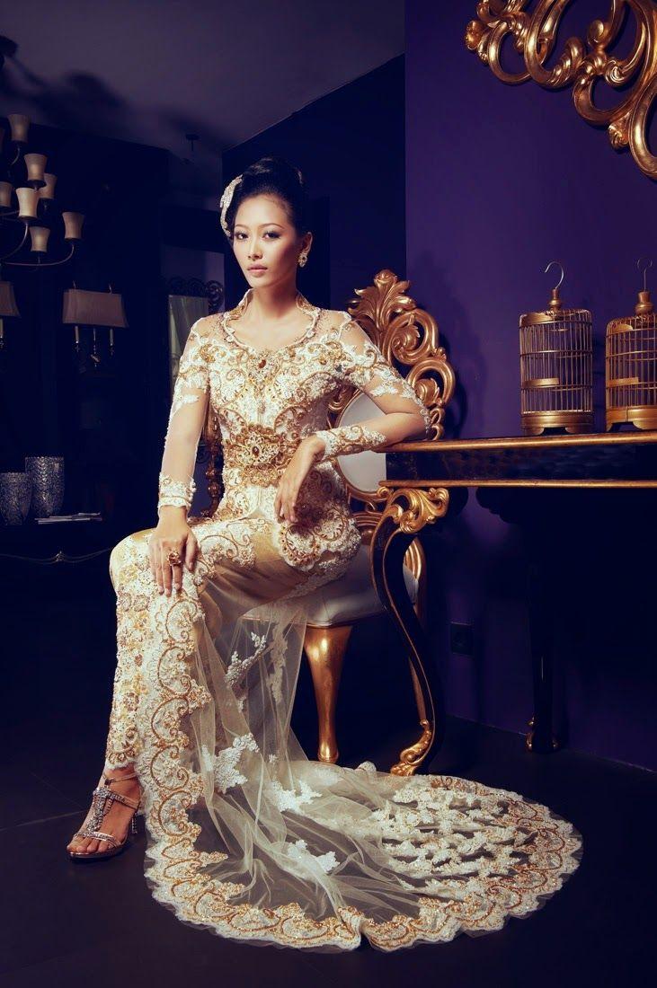 7 Model Kebaya Modern Simple Dan Elegan Kebaya Modern Fabulous