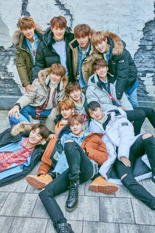Cute Together Forever Wallpaper Wannaone X Eider Wanna One Kpop Kim Jaehwan Dan Guan Lin