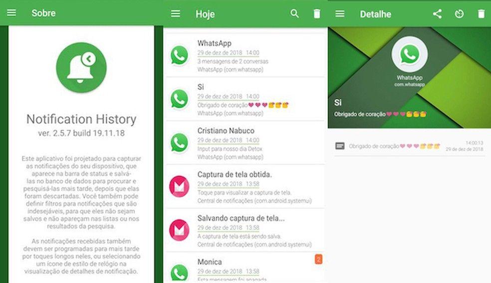Como Ver Mensagens Apagadas Do Whatsapp Em 2020 Mensagens