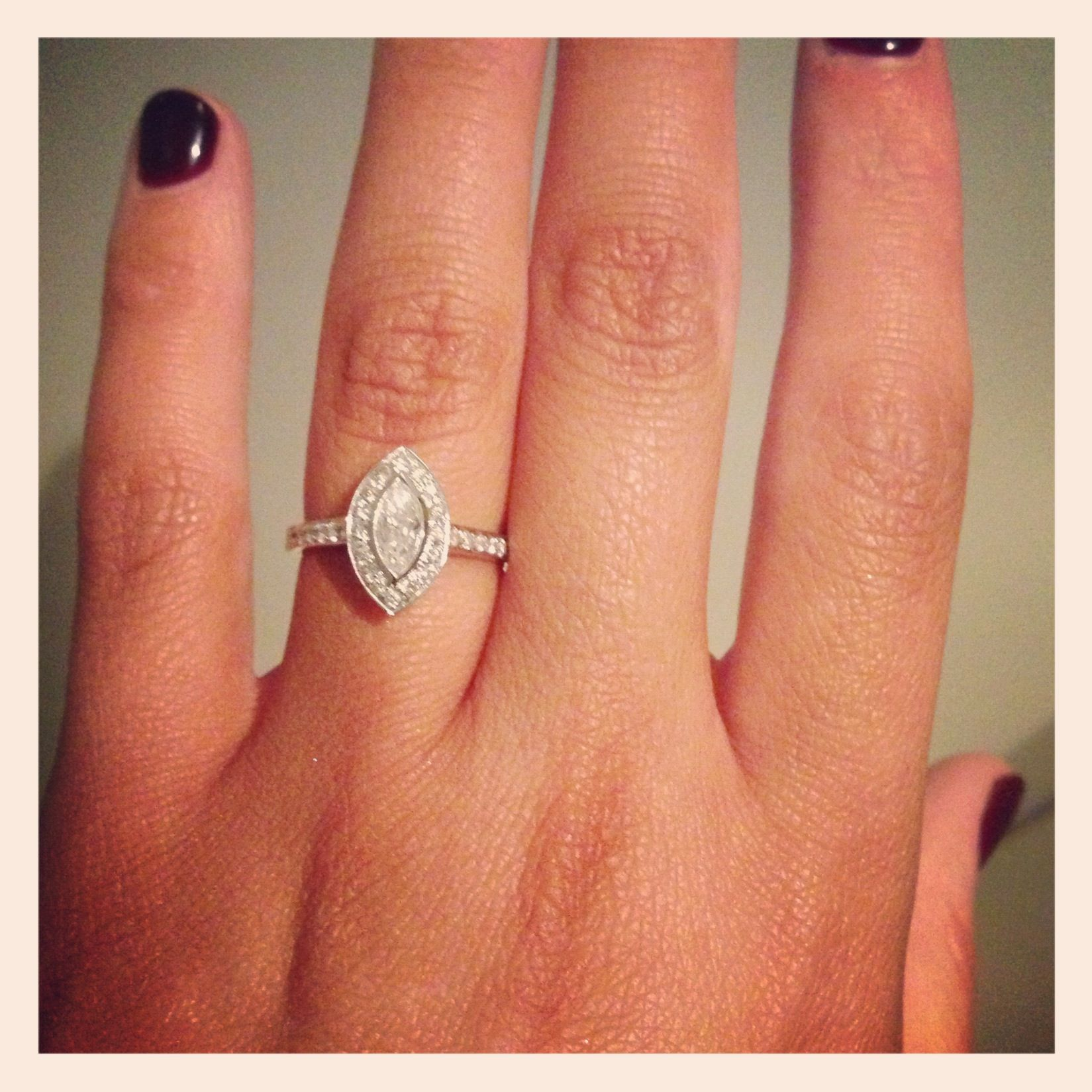 Find This Pin And More On Engagement Rings With Matching Wedding Bands