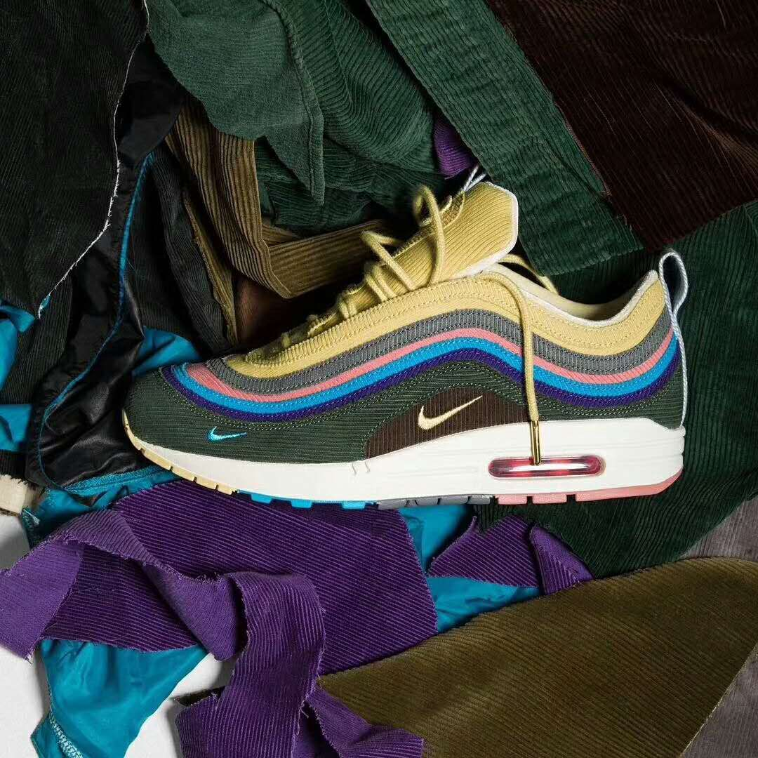 "NIKE AIR MAX 1/97 VF SW ""SEAN WOTHERSPOON"""