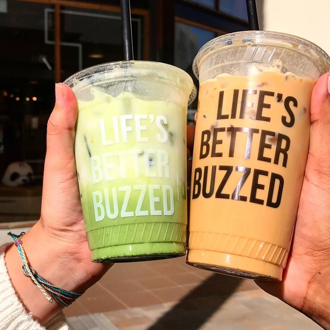 Happy Saturday! We Just Can't Get Enough Of These Drinks