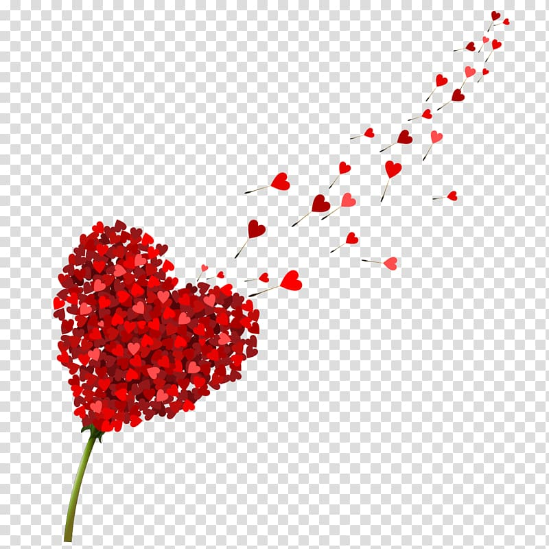 Love Heart Computer File Love Background Red Heart Flower Transparent Background Png Clipart In 2021 Heart Shaped Frame Love Backgrounds Flower Heart