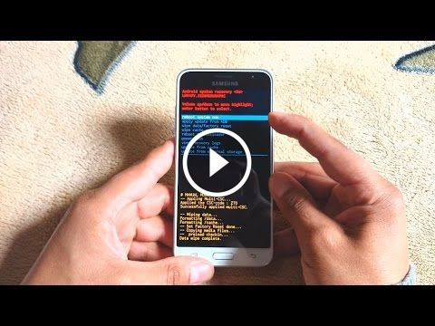 Hard Reset Samsung Galaxy J3 2016 J320 J320m Como Formatar Desbloquear Restaurar 04 06 2016 Samsung Galaxy Smartphone Samsung