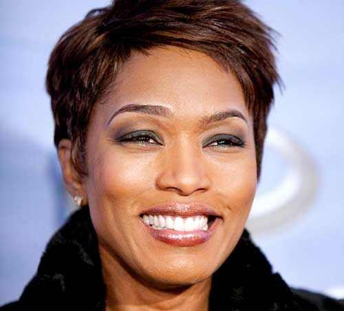 Black Short Haircuts For Round Faces 2016 African American Magazine Short Hair Styles Hairdos For Older Women Short Hair Styles African American