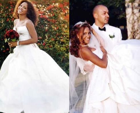 For Her Wedding Toni Braxton Wore A 75 000 Wedding Ring 15 000