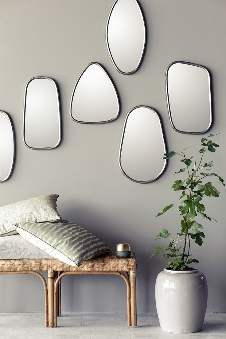 Captivating Funky Mirrors For Hallways Images Design Ideas ...