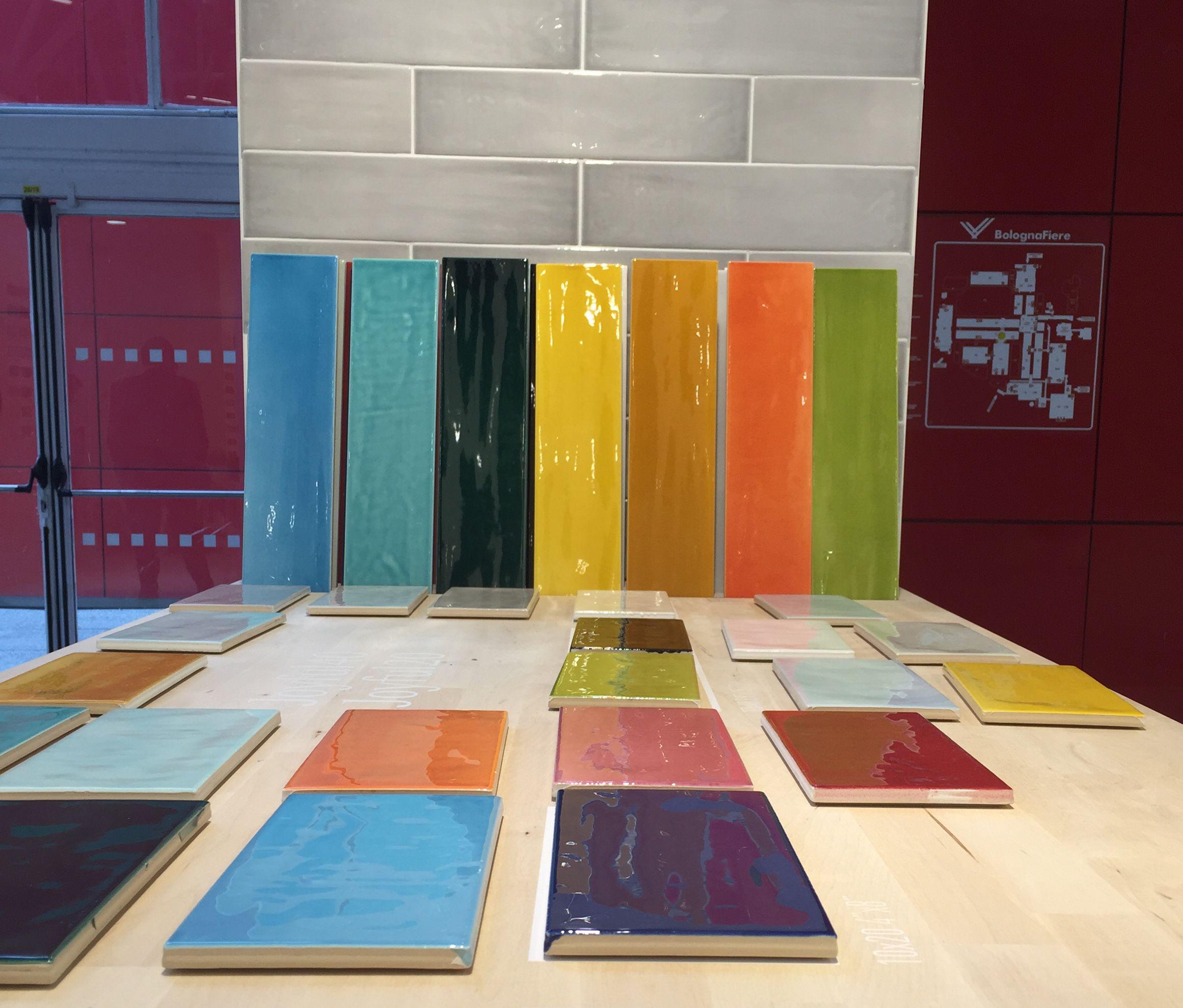 Tonalite collezione Joyful 40, 10x40 e Joyful 20, 10x20, colori ...
