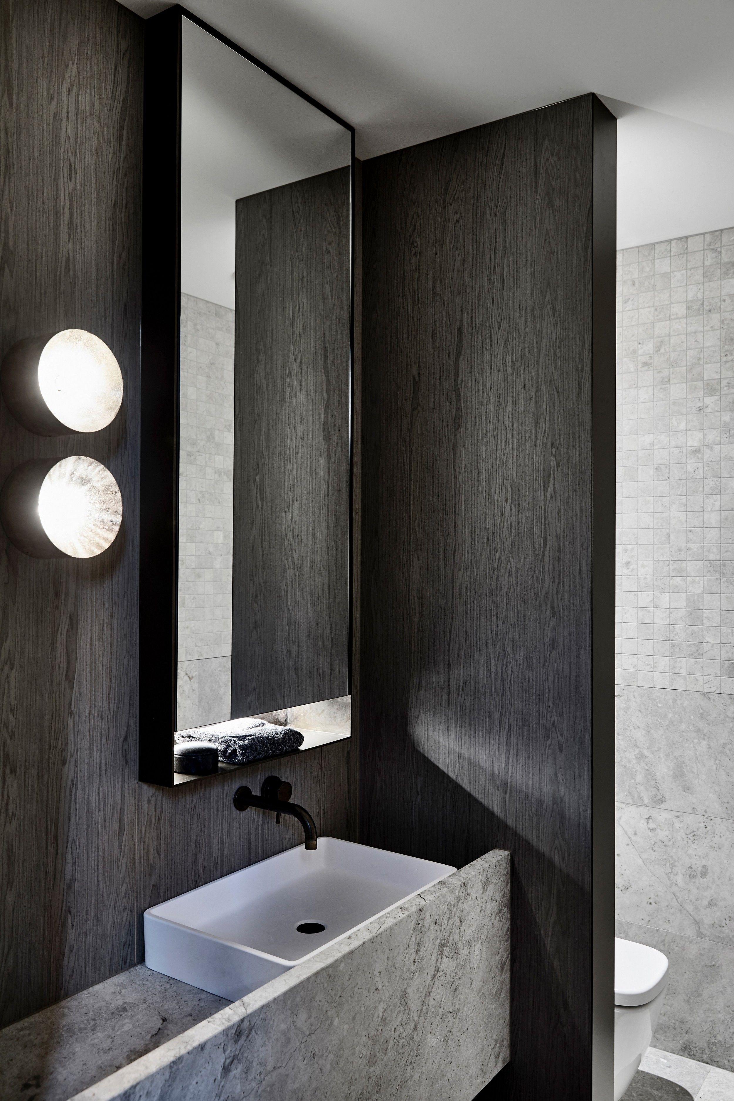 Huntingtower Contemporary bathroom designs, Bathroom